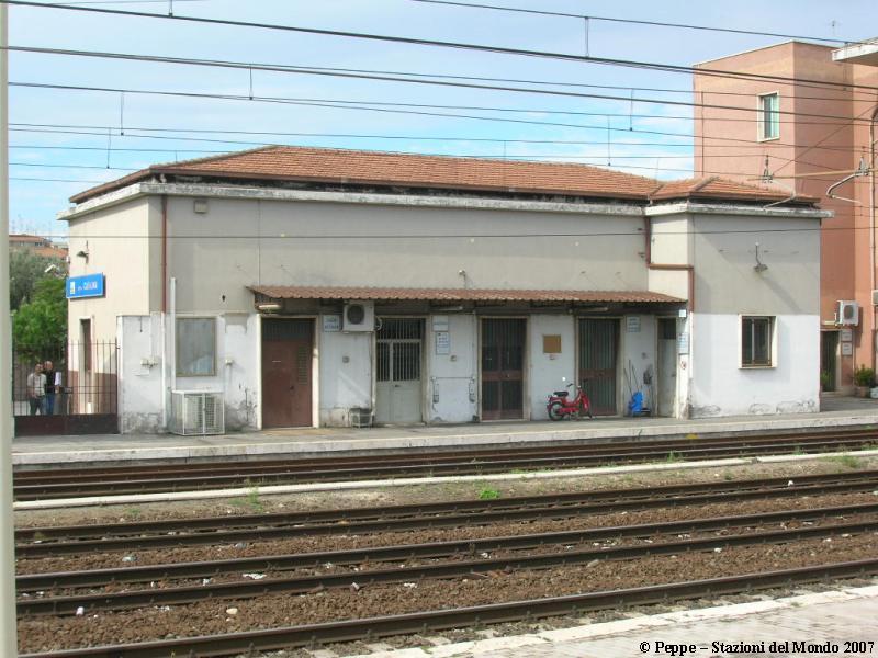 Roma, Donna Travolta da Treno alla Stazione Casilina
