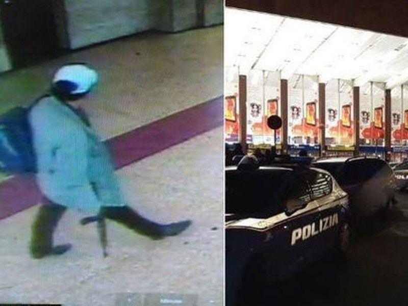 Cammina con arma giocattolo alla Stazione Termini: pizzaiolo rischia denuncia