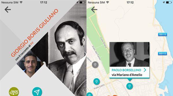 Pif Presenta NOma, App Gratuita per Conoscere Vittime Mafia