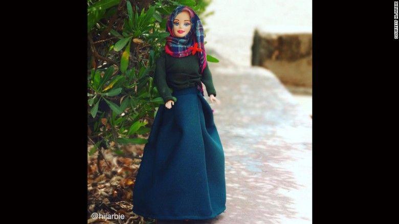 Barbie col Velo Ideata da Ragazza Nigeriana