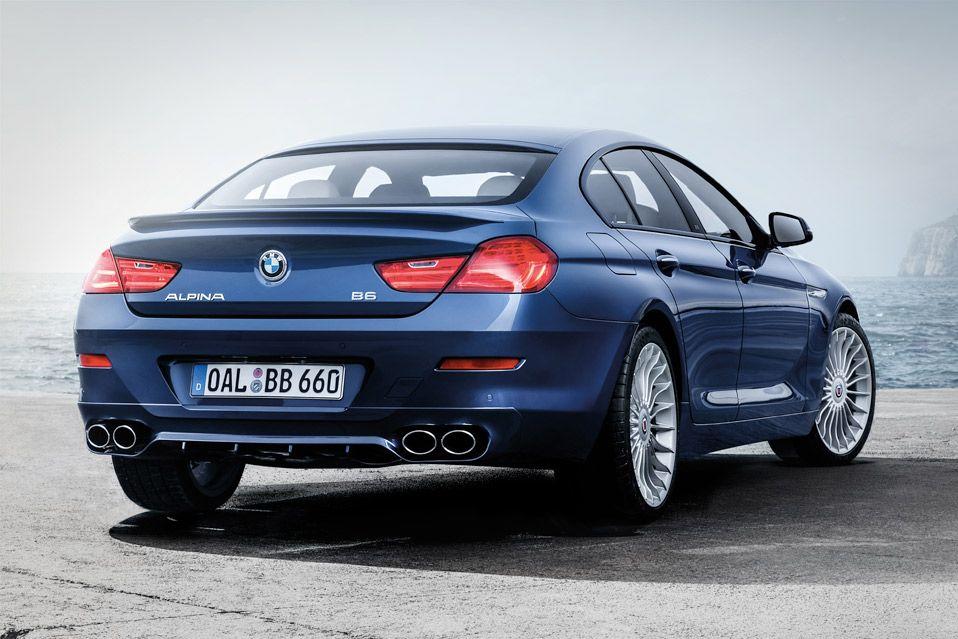 Alpina B7 xDrive: BMW Serie 7 Potente e Sportiva