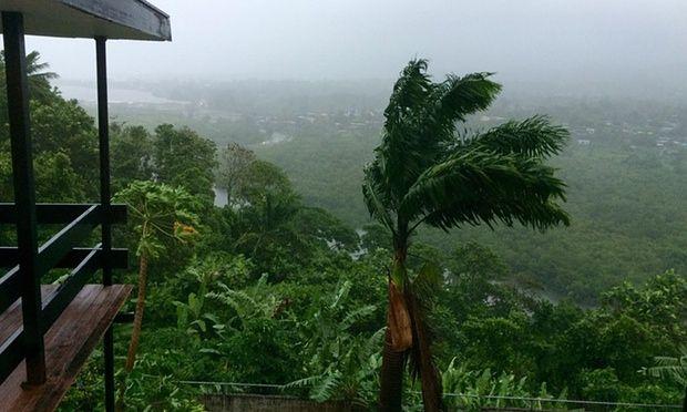 Ciclone Winston Sferza Fiji: Stato D'emergenza