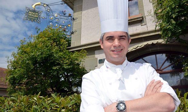Chef Hotel de Ville Benoit Violier Morto Suicida