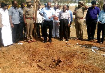 India, Meteorite Colpisce e Uccide Autista Indiano