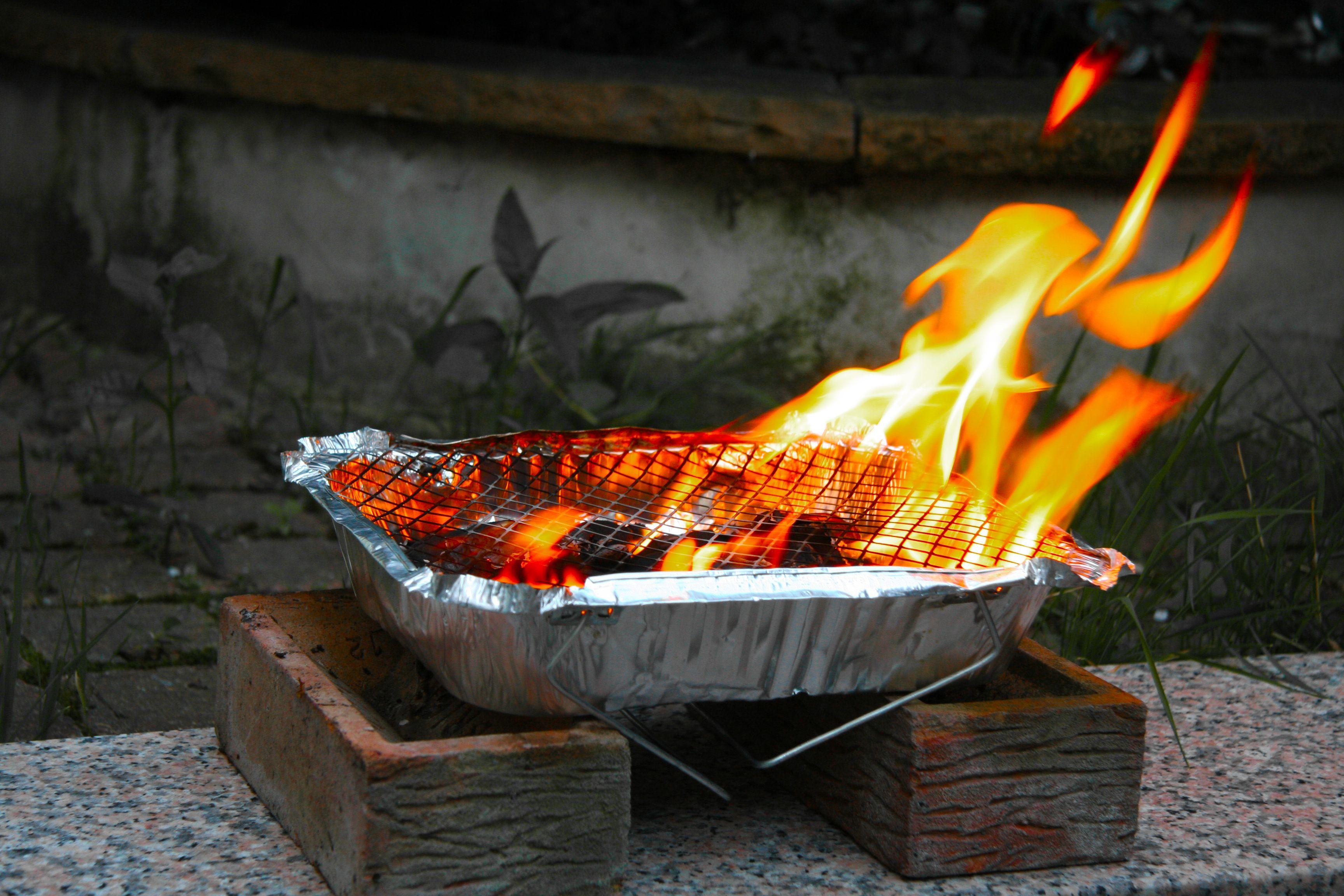 Roma, Barbecue Letale: Romeno in Ospedale dopo Esplosione