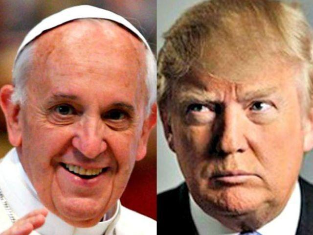 Donald Trump Attacca Papa Francesco su Questione Immigrazione