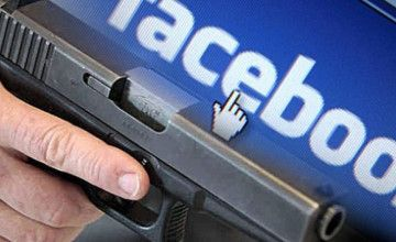 Facebook: Vendita Armi tra Privati Vietata