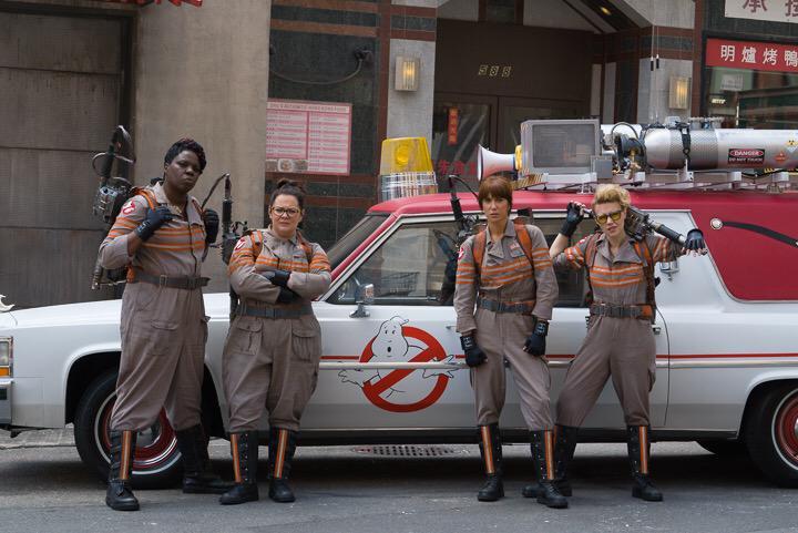 Ghostbusters 2016 a Luglio nei Cinema