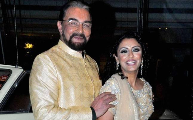 Kabir Bedi e Parveen Sposi dopo 10 Anni di Fidanzamento