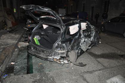 Torino, Punto contro Semaforo: 3 Morti
