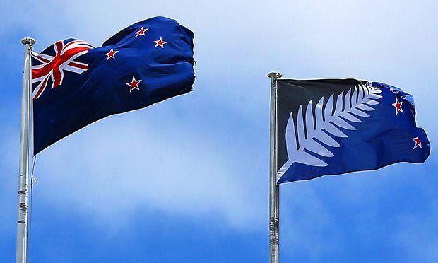 Nuova Zelanda: bandiera vecchia non cambia