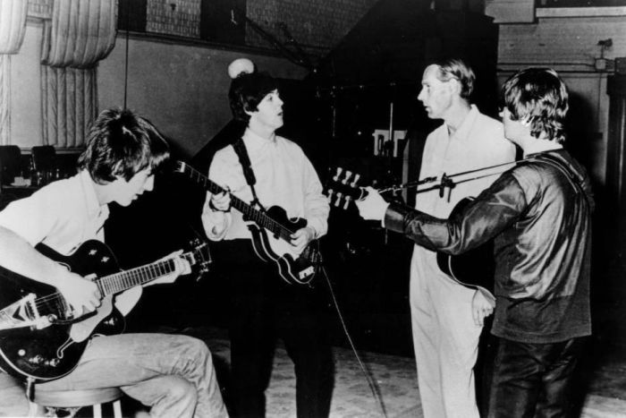Produttore Beatles George Martin E' Morto