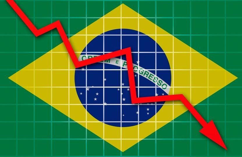 Brasile, Economia a Picco: Recessione Avanza
