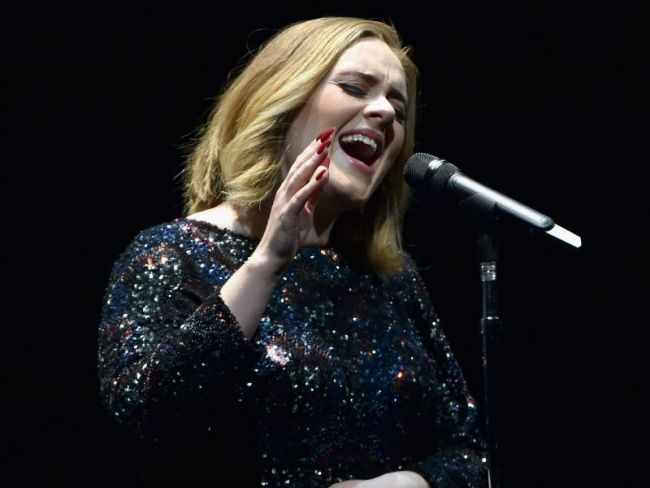 Adele a Londra