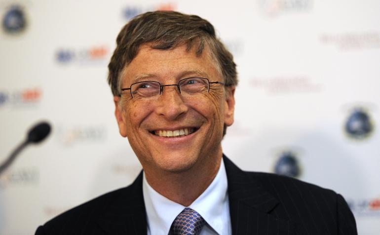 Forbes, Bill Gates Uomo più Ricco al Mondo