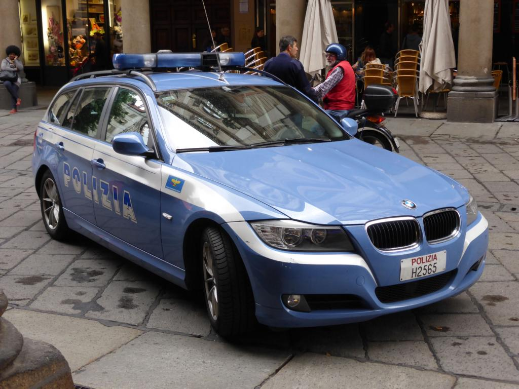 Nuove BMW per Polizia Stradale