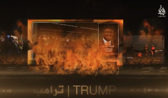 Isis celebra con video attacchi Bruxelles