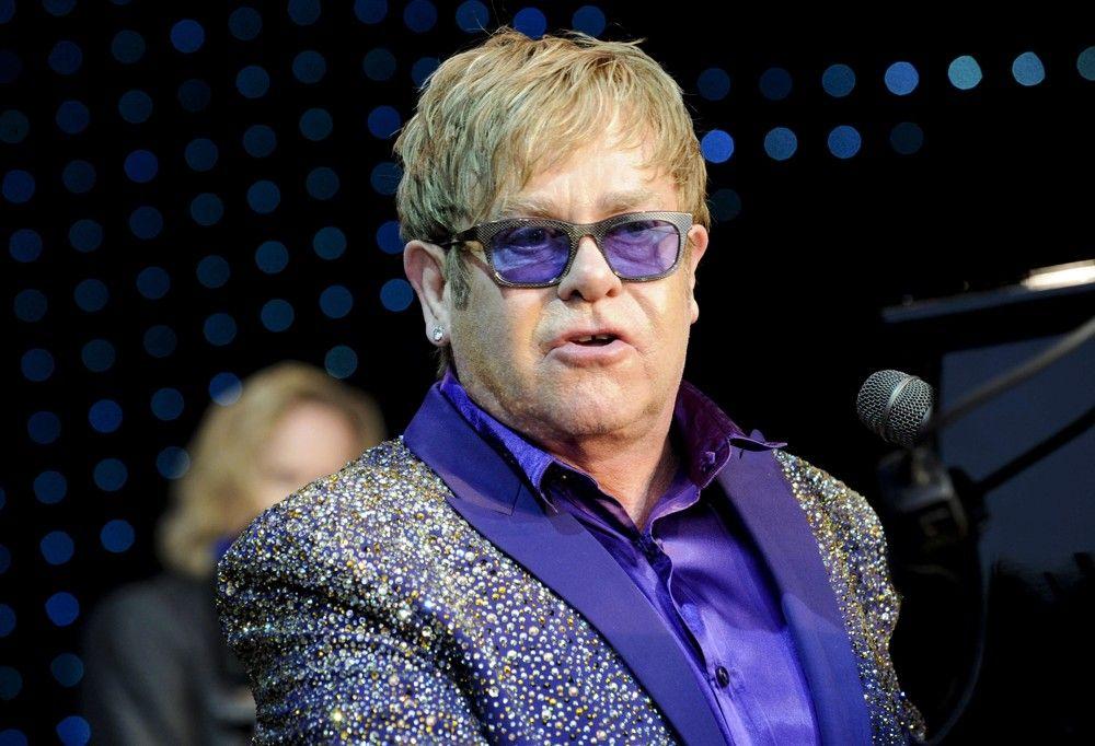 Elton John: Concerto a Pompei a Luglio 2016