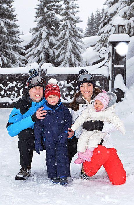 Kate e William: Vacanza sulle Alpi Francesi