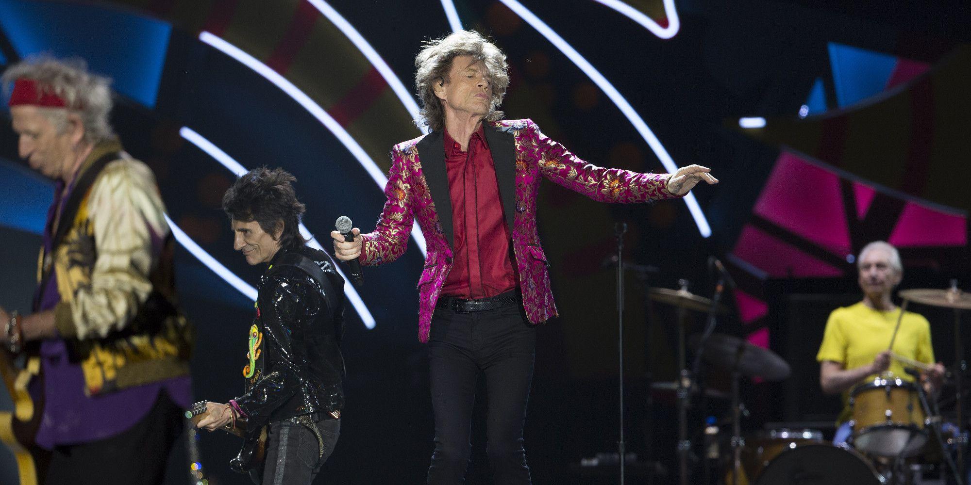Rolling Stones: concerto a L'Avana entra nella storia
