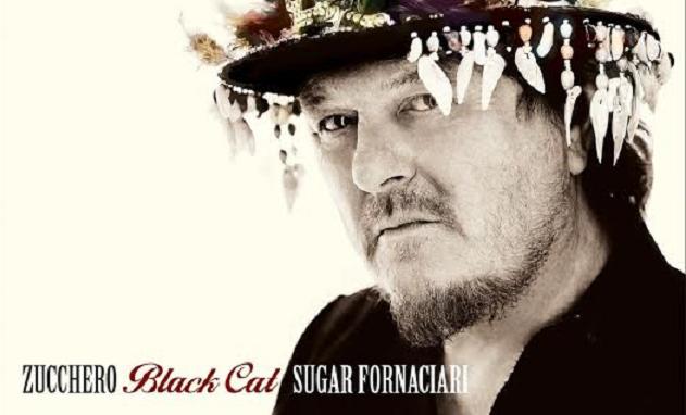 "Zucchero: nuovo album è ""Black Cat"""