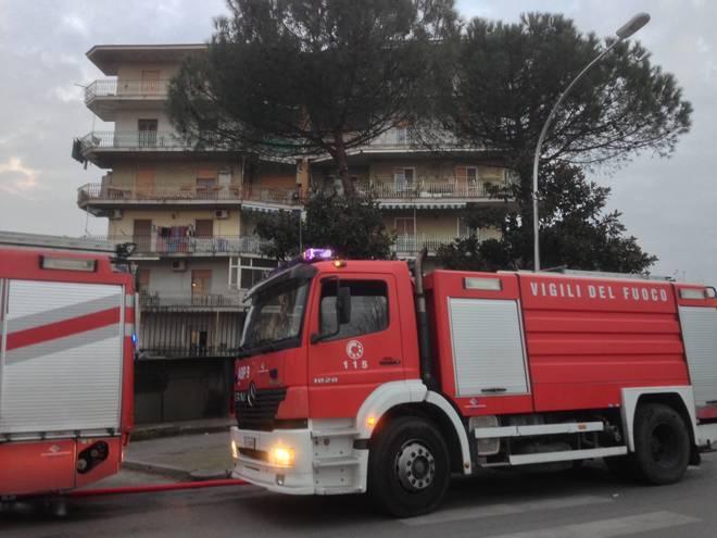 Roma, incendio in attico Pino Daniele