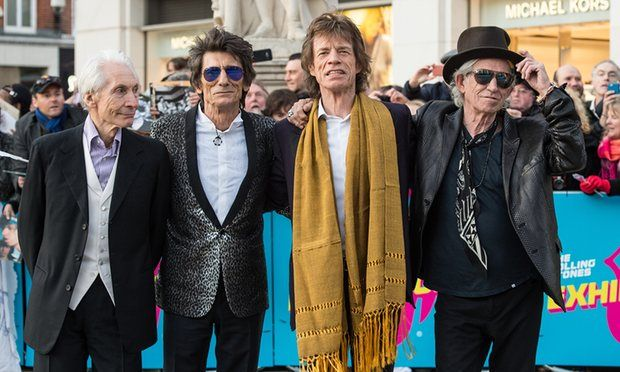 Rolling Stones, Ronnie Wood annuncia nuovo disco