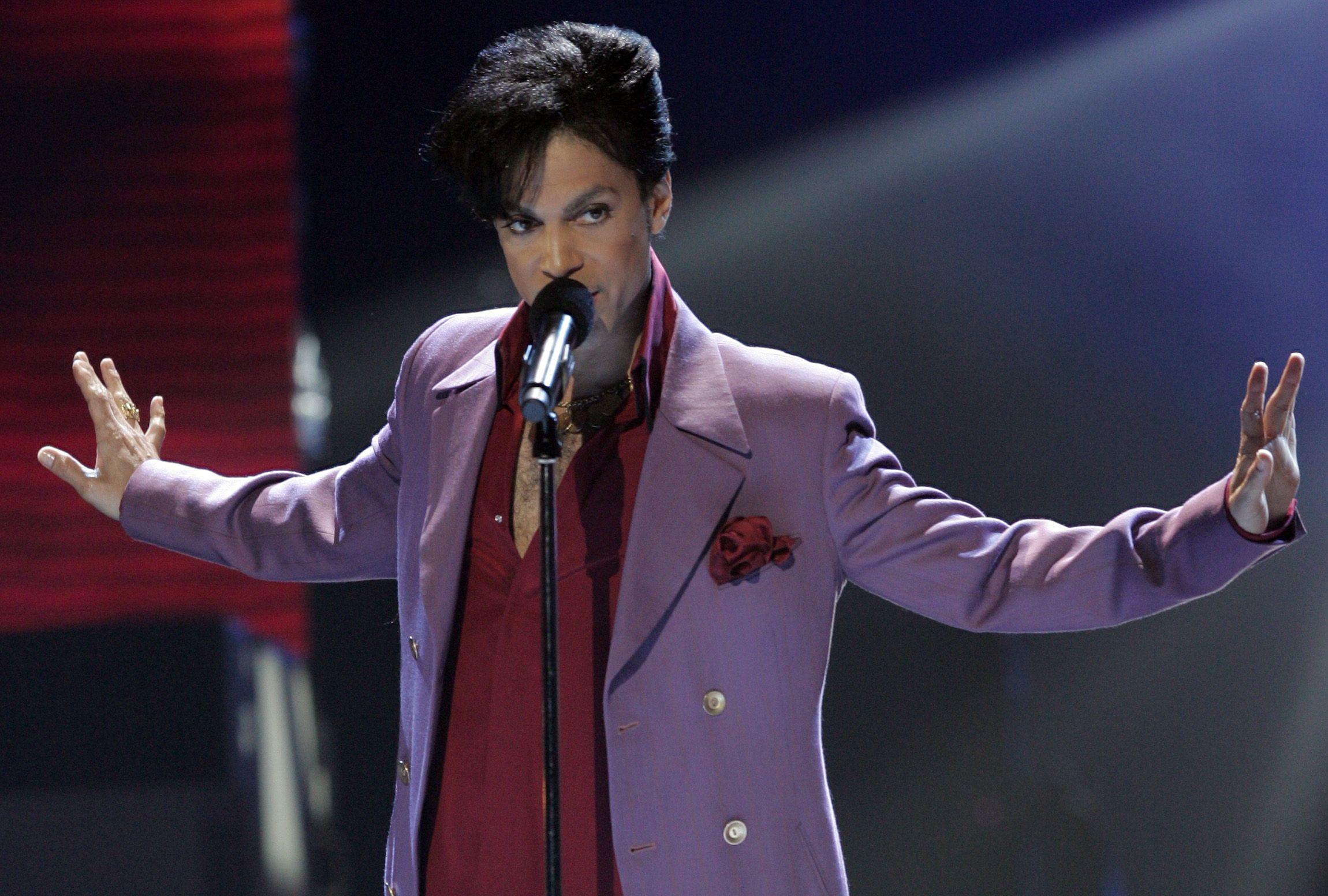 Addio a Prince: 'geniettoì di Minneapolis
