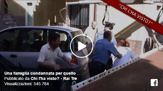 Donna schiaffeggiata da carabiniere