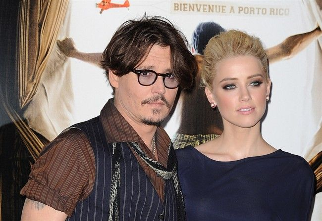Amber Heard e Johnny Depp: video su Facebook
