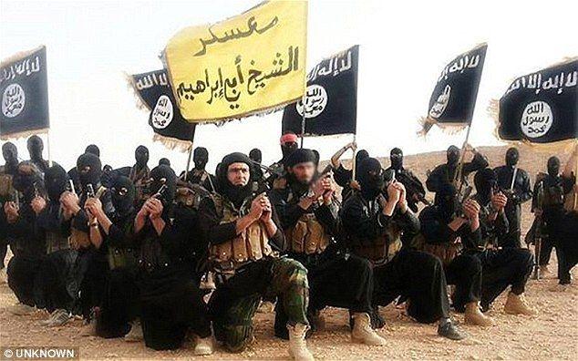 Isis getta spie nell'acido