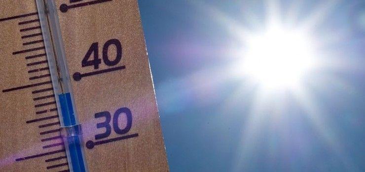 Caldo record in estate