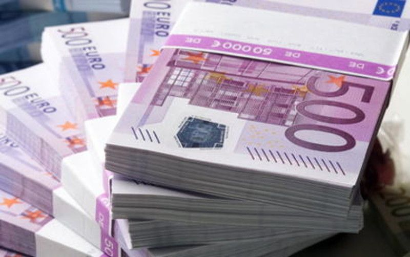 Banconota da 500 euro fuori corso