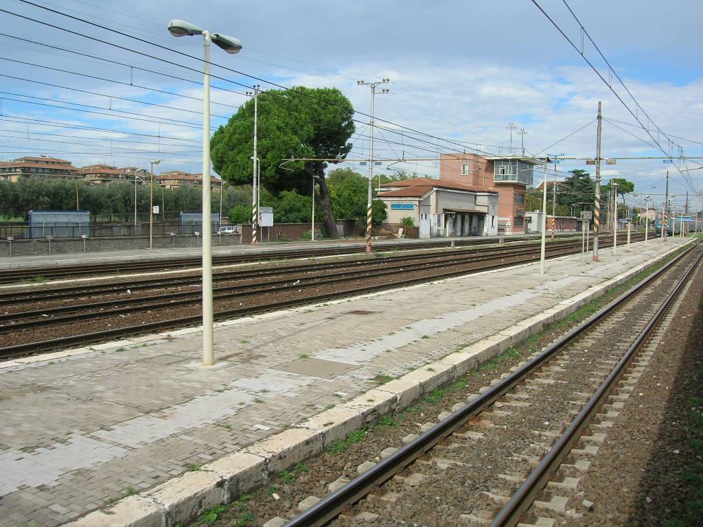 Roma, uomo morto alla Stazione Casilina