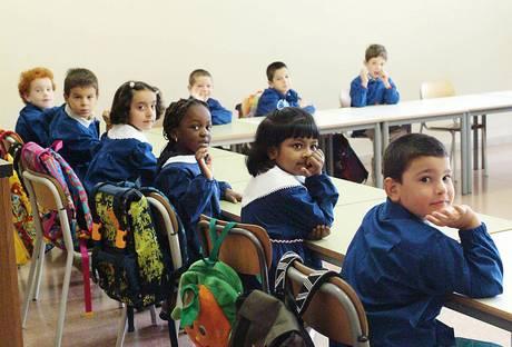 Stranieri nella scuola italiana