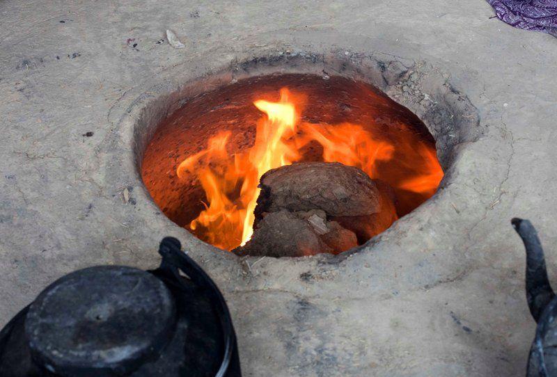 Afghanistan, gettata nel forno tandoori
