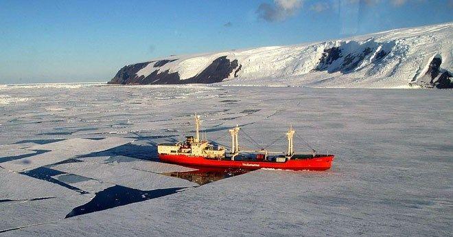 Antartide lavoro
