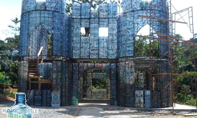 Bottiglie di plastica riutilizzabili: a Panama si fa così