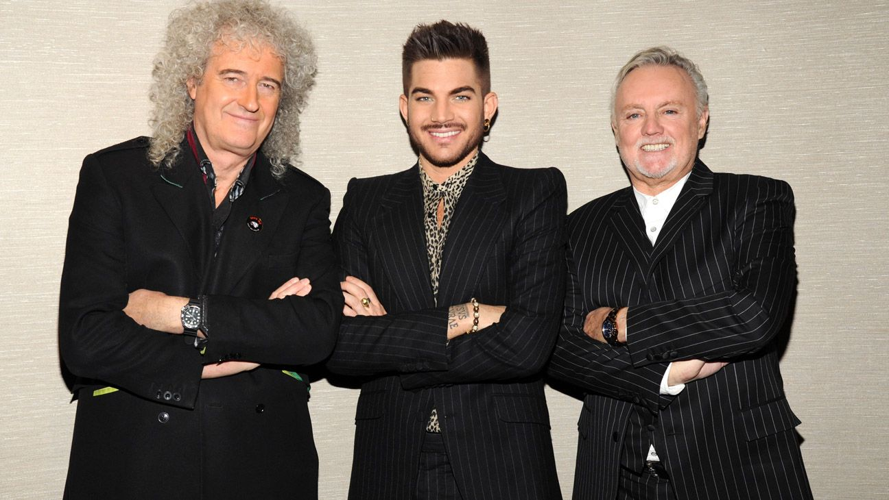 Adam Lambert nuovo leader dei Queen