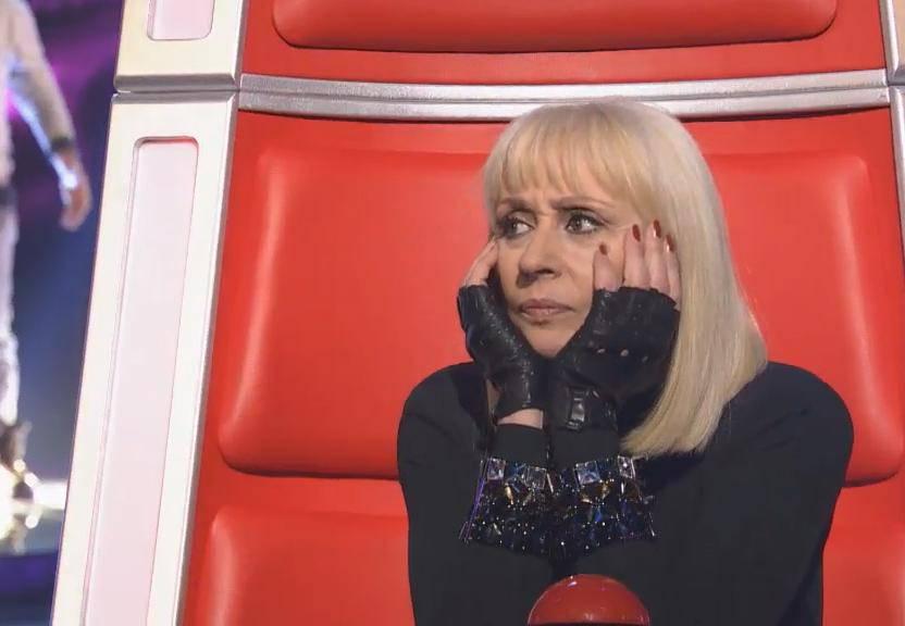 The Voice Raffaella Carrà