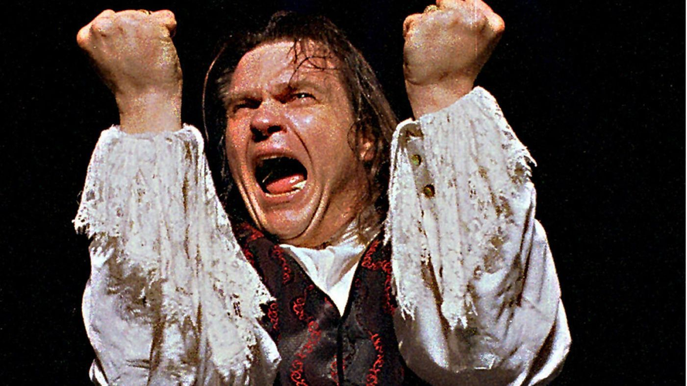 Meat Loaf collassa mentre canta in Canada