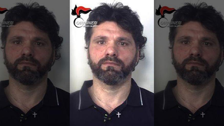 'Ndrangheta: latitante Fazzalari arrestato
