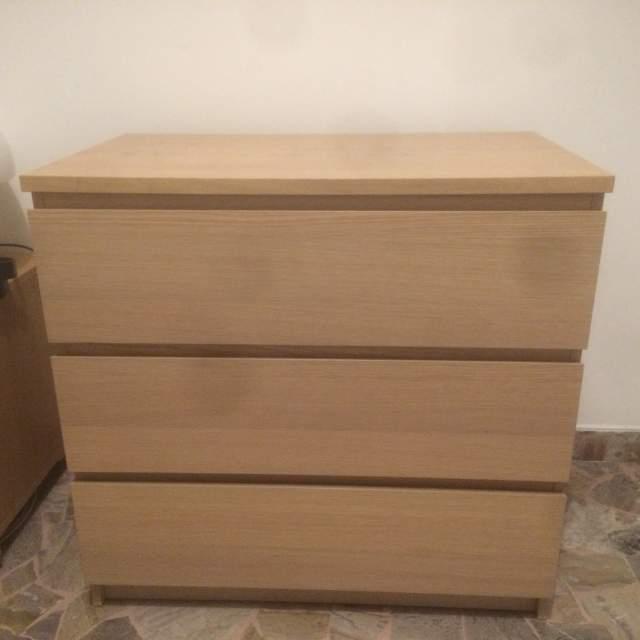 Ikea ritira cassettiera malm ha schiacciato 3 bimbi - Fasciatoio cassettiera ikea ...