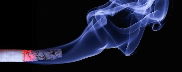 Meglio non fumare in casa