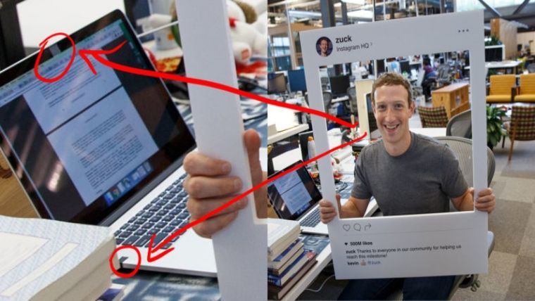 Mark Zuckerberg teme hacker: webcam coperta con pellicola