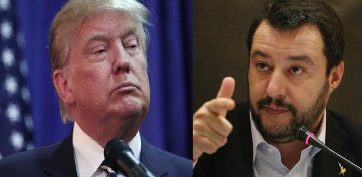 Trump snobba Salvini: