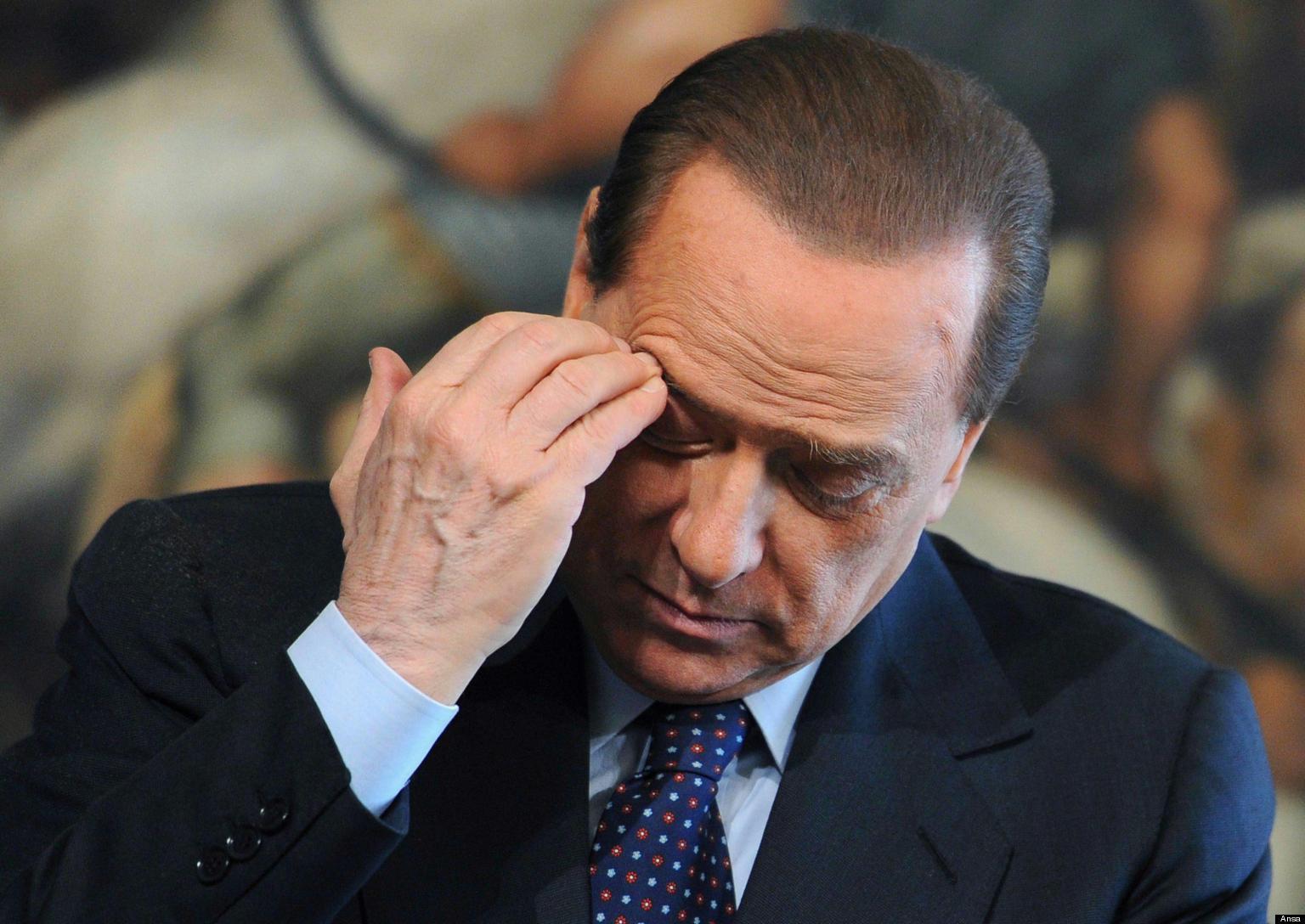 Berlusconi ha problemi di salute: ricoverato