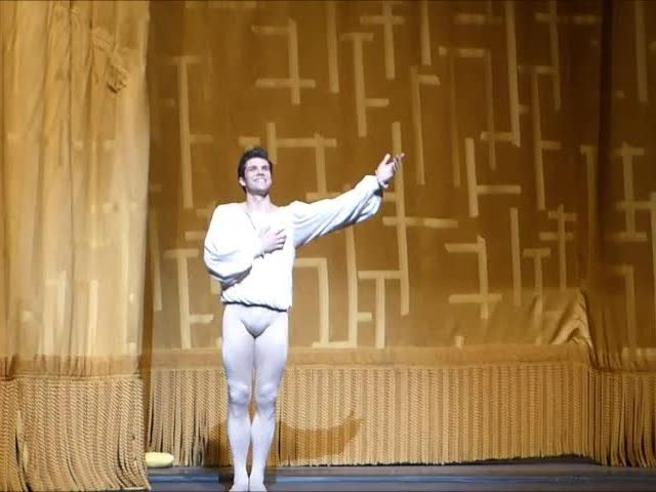 Roberto Bolle: standing ovation a New York