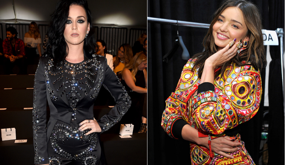 Katy Perry e Miranda Kerr: selfie nel backstage
