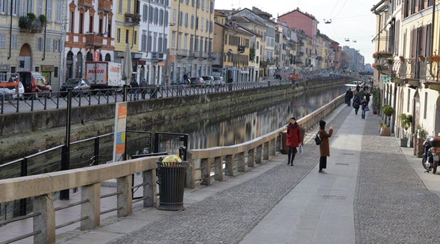 Milano, palazzo esplode in zona Navigli